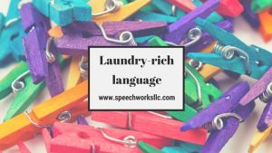 laundry-rich language