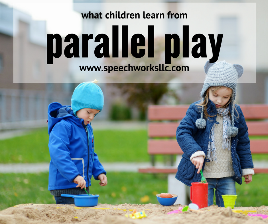 What children learn from parallel play