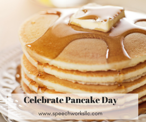 Celebrate Pancake Day on February 28!