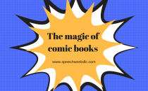 Learn how comic books help reading skills