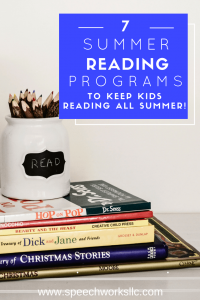 Are you looking for great summer reading programs for kids? Look no further!